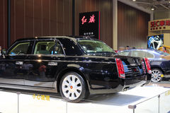 Limousineangebot $ 900.000 der roten Fahne l5 Stockbilder