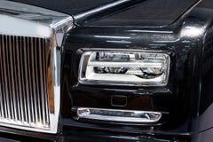 Limousinedetails royalty-vrije stock fotografie