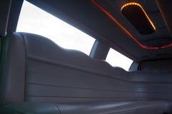 Limousineinnenraum Lizenzfreies Stockbild