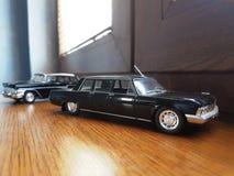 Limousines coulées sous pression par Soviétique Photo stock