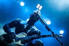 Limp συναυλία Bizkit στοκ εικόνες με δικαίωμα ελεύθερης χρήσης