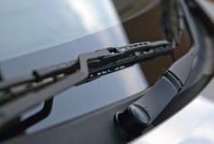 Limpador de pára-brisa Imagens de Stock