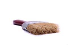 Limpe a escova de pintura Fotos de Stock Royalty Free