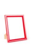 Limpe o photoframe Foto de Stock