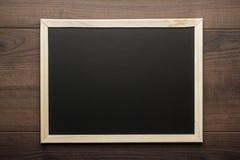 Limpe o quadro-negro Fotografia de Stock