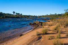Limpe o rio Foto de Stock Royalty Free