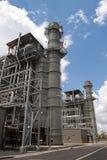 Limpe o vertical da produção energética Imagem de Stock