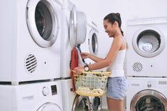Limpe a roupa Fotos de Stock