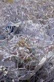 limpeza da parada da Bilhete-fita Imagens de Stock