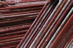 Limpezas cor-de-rosa escuras Imagens de Stock Royalty Free