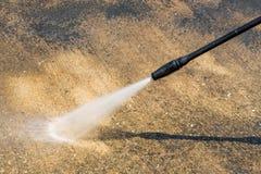 Limpiador del agua Imagen de archivo