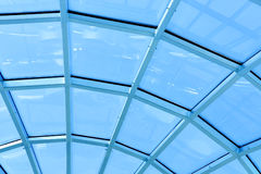Limpid round ceiling Royalty Free Stock Images