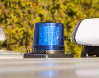 Limpie el coche patrulla de la inspección del automóvil del estado, transporte la inspección, lleve el servicio público Imagen de archivo