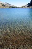 Limpie el lago Fotografía de archivo libre de regalías
