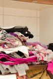 Limpie el lavadero Imágenes de archivo libres de regalías
