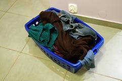 Limpie el lavadero Imagen de archivo libre de regalías