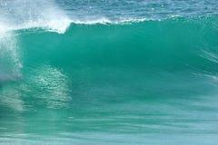 Limpie la onda Imagen de archivo libre de regalías