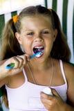 Limpie los dientes Fotos de archivo