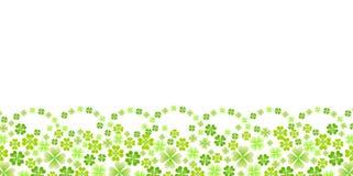 Limpie los ejemplos verdes frescos del fondo Imágenes de archivo libres de regalías