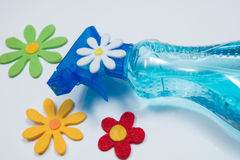 Limpieza de primavera Imagen de archivo libre de regalías