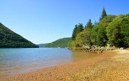 Limski Fjord in Istria.Croatia. Limski Fjord in Istria. Adriatic Sea, Croatia royalty free stock image