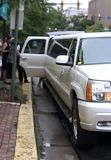 limuzyna Obraz Royalty Free