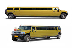 limuzyna Zdjęcia Royalty Free