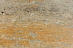 Linóleo com textura de madeira pintada Imagens de Stock