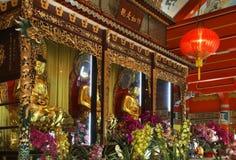 lin μοναστήρι po Νησί Lantau Χογκ Κογκ Κίνα Στοκ εικόνα με δικαίωμα ελεύθερης χρήσης
