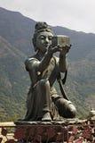 lin μοναστήρι po Νησί Lantau Χογκ Κογκ Κίνα Στοκ Φωτογραφία