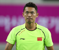 LIN Dan of China Stock Photos