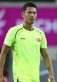 LIN Dan of China Royalty Free Stock Image