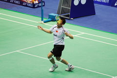 Lin Dan, Men's Singles Royalty Free Stock Photo