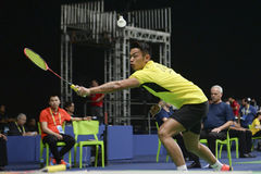 Lin Dan Royalty Free Stock Photo