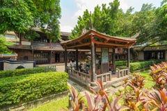 Lin familjträdgård i Taipei Arkivbild