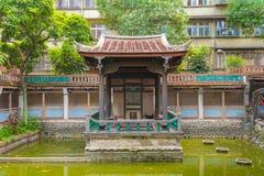 Lin family Garden in Taipei, Taiwan Royalty Free Stock Photo