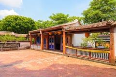 Lin family Garden in Taipei Stock Photo