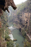 lin ma River Valley Стоковая Фотография