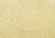 Lin textile Photographie stock