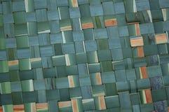 Lin textile tissé Images stock