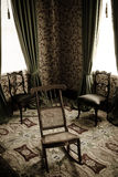 Lincoln's chairs Royalty Free Stock Image