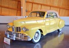 Lincoln 1947 Immagini Stock
