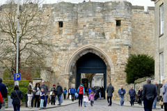 Lincoln Castle. Stock Images