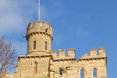 Lincoln Castle Royalty Free Stock Photos