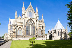 Lincoln Cathedral Royalty Free Stock Image