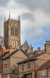 Lincoln Cathedral Stock Photos