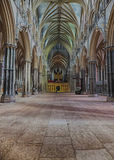 Lincoln Cathedral Images stock