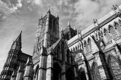 Lincoln Cathedral Imagem de Stock Royalty Free