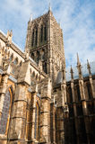 Lincoln Cathedral Immagini Stock