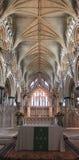 Lincoln Cathedral Altar Fotografia Stock